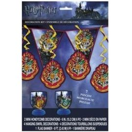 Kit decoracion colgante harry potter