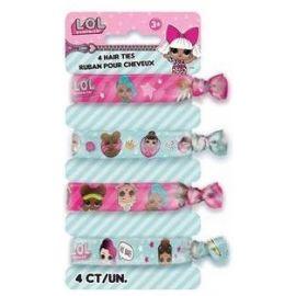 Pack 4 cintas para el pelo lol sorprise