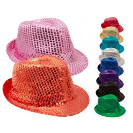 Sombrero lentejuelas surt