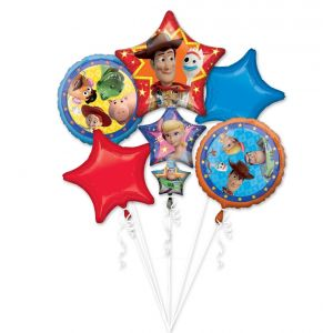 Bouquet globos toy story