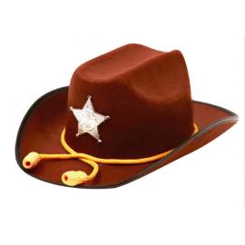Sombrero sheriff ad