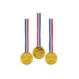 Medallas winner 5 uds