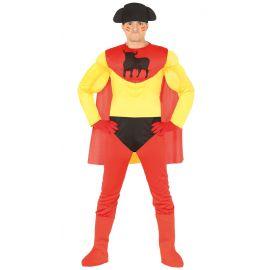 Disfraz superheroe español