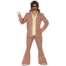 Disfraz hombre años 70