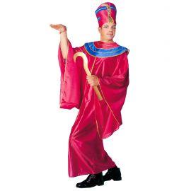 Disfraz faraon tunica roja
