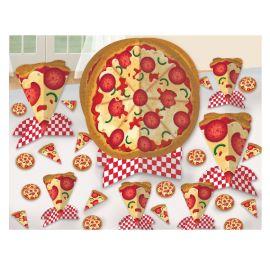 Centro de mesa pizza