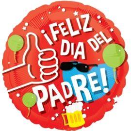 Globo helio feliz dia del padre