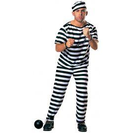 Disfraz prisionero rubies adt