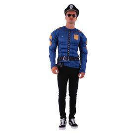 Disfraz super policia adt