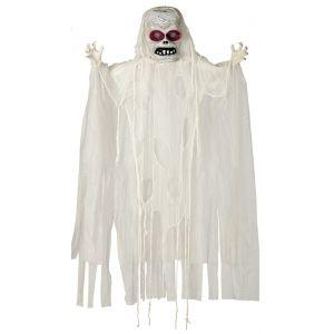 Fantasma colgante blanco luz y son 180cm
