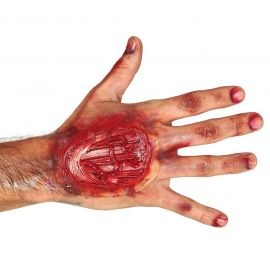 Cicatriz tendones mano 10cm latex