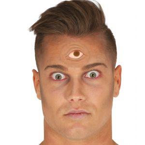 Cicatriz tercer ojo latex