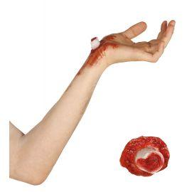 Protesis hueso salido latex