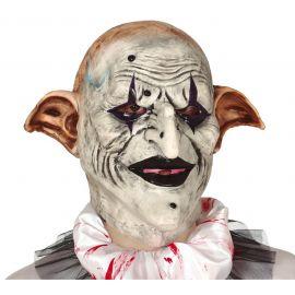 Mascara arlequin halloween