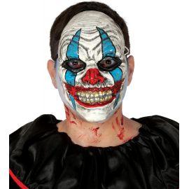 Mascara payaso terror pvc