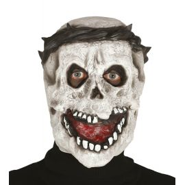 Mascara calavera latex