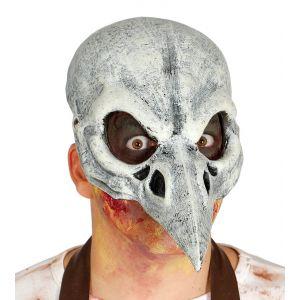 Media mascara pajaro zombie foam