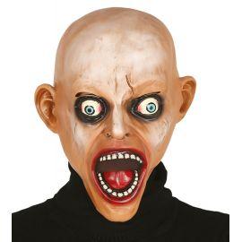 Mascara zombie calvo latex
