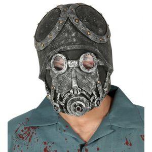 Mascara soldado del apocalipsis latex