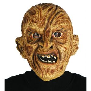 Mascara hombre quemado latex