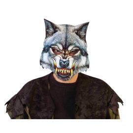Mascara hombre lobo