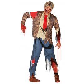 Disfraz zombie chico