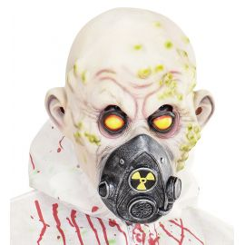 Mascara zombie nuclear