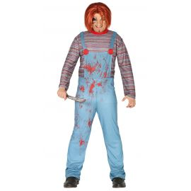 Disfraz killer doll