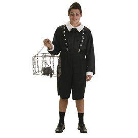 Disfraz niño gótico adulto