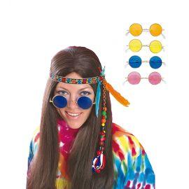 Gafas hippies rubies