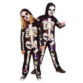 Disfraz esqueleto chuli