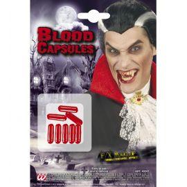 Capsulas sangre 8 und