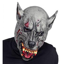 Mascara hombre lobo asesino