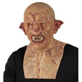 Mascara zombie con cuello