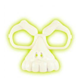 Gafas calavera fluorescentes