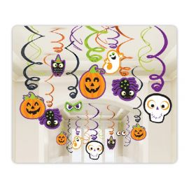 Decoracion colgante halloween