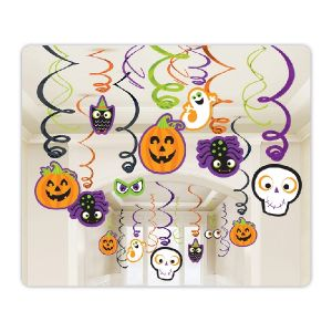Decoracion colgante halloween