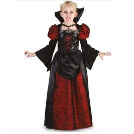Disfraz vampiresa 5-6 años