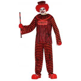 Disfraz psyco clown ad
