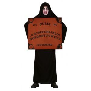 Disfraz tablero satanico
