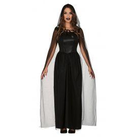 Disfraz dama gotica ad