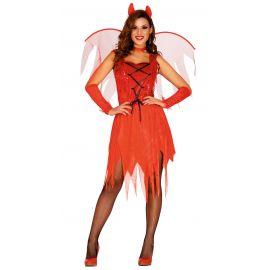 Disfraz devil woman ad