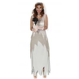 Disfraz novia fantasma ad