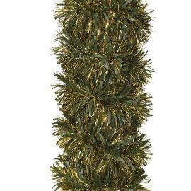 Espumillon boa verde y oro 1,8m