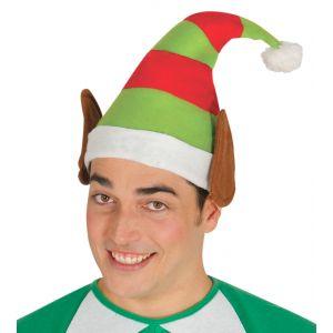 Gorro elfo con orejas