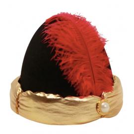 Sombrero paje adulto