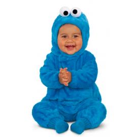 Disfraz mounstruo de las galletas bebe