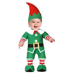 Disfraz bebe elfo
