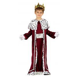 Disfraz rey mago rojo inf