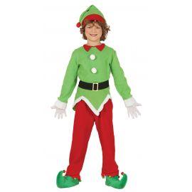 Disfraz elfo duende infantil